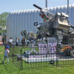39302 Китайский Monkey King составит конкуренцию гигантским роботам (5 фото + видео)