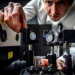 39329 Самая быстрая в мире камера снимает со скоростью 5 трлн кадров в секунду (3 фото + 2 видео)