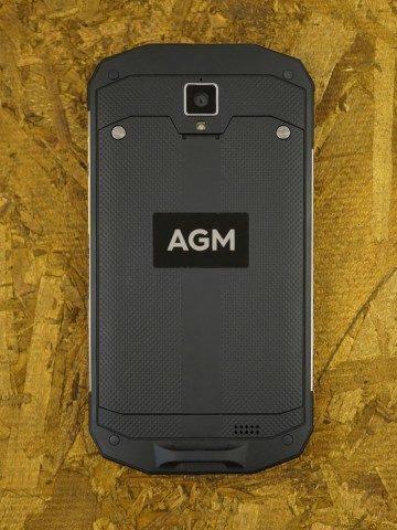 Обзор AGM A8