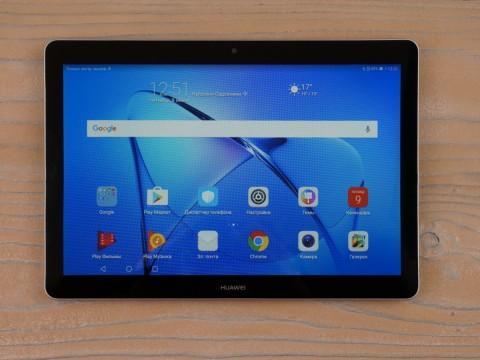 40210 Обзор Huawei MediaPad T3 10