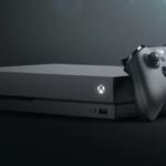 40158 Анонсирована игровая консоль Xbox One X с 8-ядерным процессором