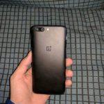40247 Опубликованы «живые» фотографии OnePlus 5