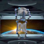 40090 Orpheus - экзоскелет для тренировок в невесомости (3 фото)