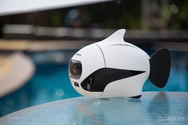 40088 Подводный дрон для дайверов и не только (12 фото + видео)