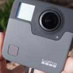 40138 Появились изображения сферической 5K камеры GoPro Fusion