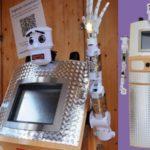 40076 Робот-священник BlessU-2 (5 фото + видео)