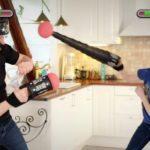 40060 Симулятор боксерского поединка с возможностями онлайн-игры (12 фото + видео)