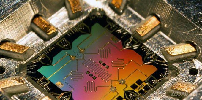 40241 В Microsoft начали разработку квантового компьютера