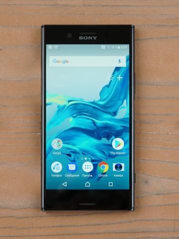 40464 Обзор Sony Xperia XZ Premium