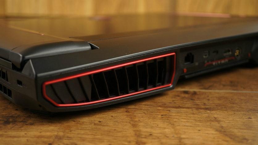 Обзор MSI GT73VR 7RE Titan SLI 4K