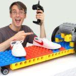 40659 Электрический скейтборд в стиле Lego своими руками (3 фото + 2 видео)