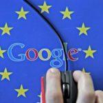 40549 Европа снова оштрафует Google