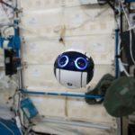 40621 На МКС поселился забавный японский робот Int-Ball (3 видео)