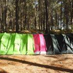 40597 Палатка-ячейка RhinoWolf способна приютить до ста человек (8 фото + видео)