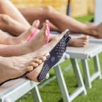 40539 Пляжная обувь-наклейка Nakefit (9 фото + видео)