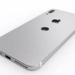 40677 Появились фотографии задней панели iPhone 8 (2 фото)