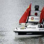 41031 Тонущих китайцев теперь спасает беспилотный катер (4 фото)
