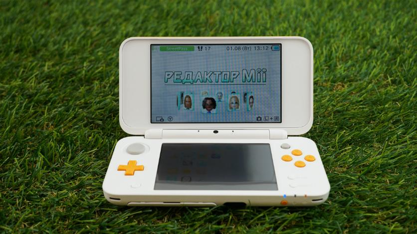 41332 Обзор New Nintendo 2DS XL
