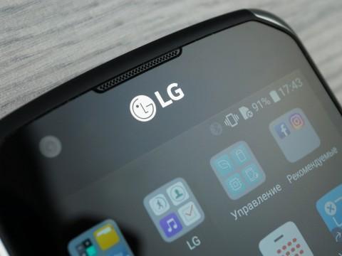 41403 Обзор LG X venture