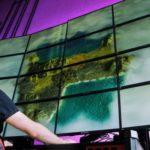 41094 Блогеры сыграли в Minecraft, объединив 16 мониторов в один (видео)