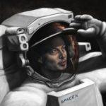 41587 Илон Маск показал фирменный скафандр SpaceX (2 фото)