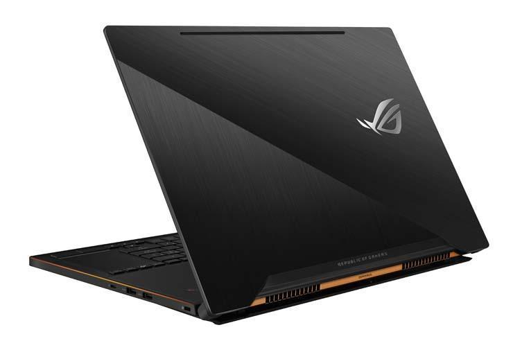 41343 Стартовали продажи игрового ноутбука ASUS ROG Zephyrus GX501VI