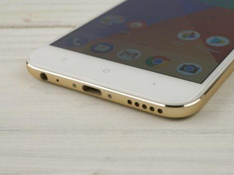 Обзор смартфона Xiaomi Mi A1