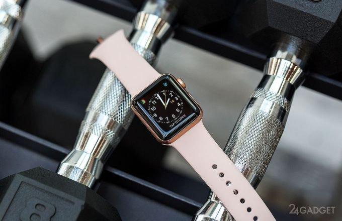 42289 Смарт-часы Apple Watch Series 3 с LTE попали под скальпель iFixit