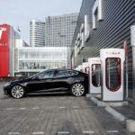 42114 Tesla запатентовала мобильную станцию для обслуживания электромобилей (6 фото)