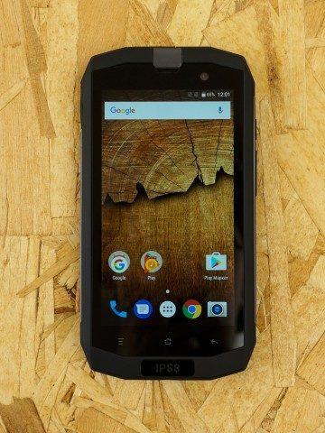Обзор смартфона Vertex Impress Grip