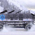 42643 GM SURUS — автономная грузовая платформа на водороде (12 фото)