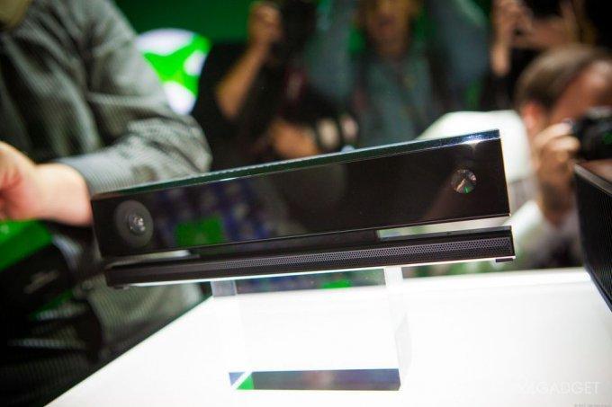 43049 Microsoft Kinect снят с производства (5 фото)