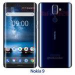 42538 Nokia 9 появился на изображениях в синем цвете