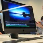 43086 Новый Apple iMac Pro показали в действии