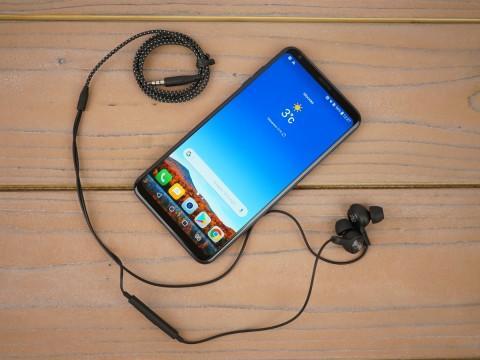 43685 Обзор смартфона LG V30+