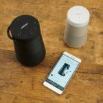 43720 Обзор портативной акустики Bose Soundlink Revolve и Revolve+