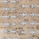43469 Life Cycles – Цикл жизни самолетов в фотографиях Mike Kelley