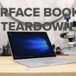 43627 Microsoft Surface Book 2 огорчил мастеров iFixit (10 фото + видео)