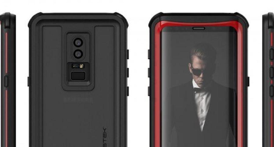 43640 Новые подробности о Galaxy S9