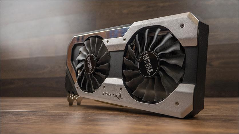 Обзор видеокарты NVIDIA GeForce GTX 1070 Ti