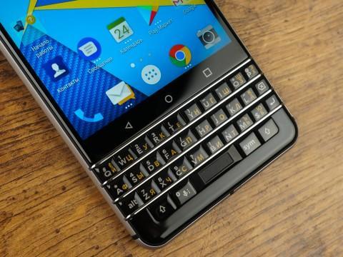 44085 Обзор смартфона BlackBerry KEYone