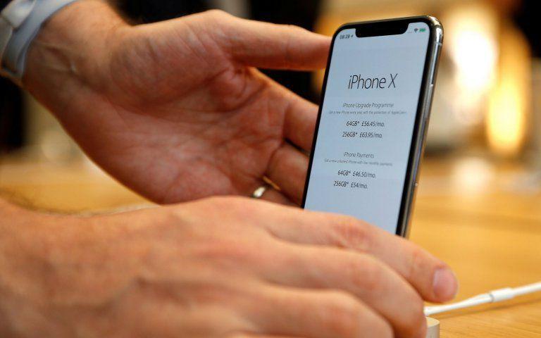 45055 iPhone X подешевеет в начале будущего года