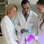 44736 MolecuLight i:X — ручной прибор для выявления бактерий (3 фото)
