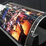 44123 В Японии впервые в мире напечатали OLED-панели