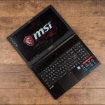 45219 Обзор ноутбука MSI GS63VR