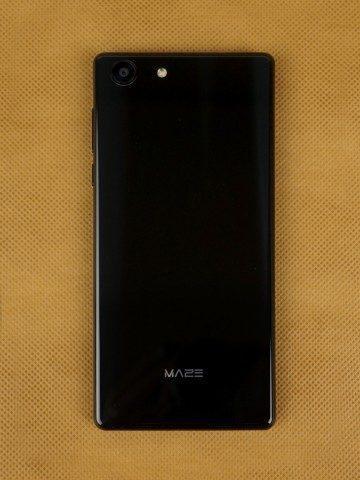 Обзор смартфона Maze Alpha X
