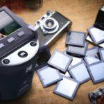 45398 Бюджетный сканер Kodak Scanza для фотоплёнки (8 фото)