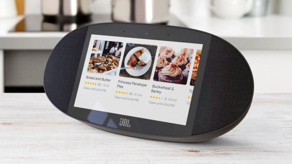 45362 Google представила «умный дисплей»