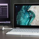 45557 На Pixelbook запустили ОС Google Fuchsia (13 фото + видео)