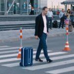 45408 Самодвижущийся чемодан Travelmate (4 фото + 2 видео)